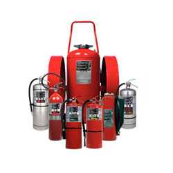 tyco portable fire extinguisher